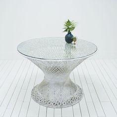 fiberglass coffee table l white coffee table l casual outdoor