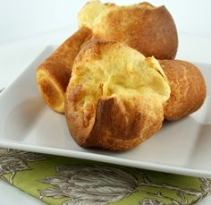 "Neiman Marcus Popovers- make sure the rack isn't too high...fully risen these need 5"" clearance at least"