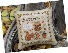 LHN's Autumn from the monthly series. Finish by Mary Kathryn