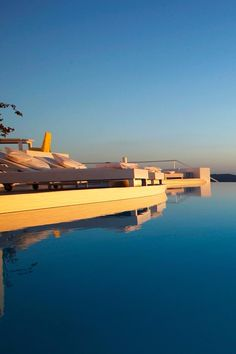 There are three pools and just 27 rooms, so things never feel crowded. Katikies Hotel (Santorini, Greece) - Jetsetter