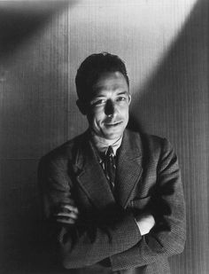 Albert Camus - Algerian-French Nobel Prize winning author, journalist, and philosopher. Photo by Cecil Beaton Writers And Poets, Book Writer, Book Authors, Books, Francis Huster, Gerald Durrell, Cecil Beaton, Henry Miller, Jack Kerouac