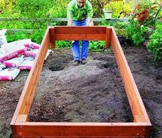 10 Raised Bed Garden Ideas