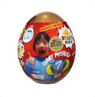 Superb Ryan's World Giant Mystery Egg - Gold Now at Smyths Toys UK. Shop for Ryan's World At Great Prices. Free Home Delivery for orders over and for all Account Holders! Free Click & Collect Within 1 Hour! Toy Cars For Kids, Toys For Girls, Toys Uk, New Toys, Mystery Plays, Ryan Toys, Kids Toys Online, Caleb, Set Game