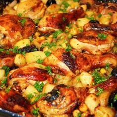 római tál receptek | NOSALTY Beef Recipes, Chicken Recipes, Cooking Recipes, Healthy Recipes, Hungarian Recipes, Hungarian Food, Vegetable Seasoning, Low Calorie Recipes, Food To Make