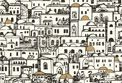 Cole & Son Wallpapers - Mediterranea - Product code: 77/5016 - Click for further details and ordering.
