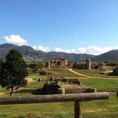 Visita la Ciutadella #aRoses i la història et sorprendrà!  Visite la Ciutadella à Roses et l'histoire te surprendra! #visitroses #incostabrava #patrimoni #catalunyaexperience
