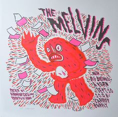 army of cats - the Melvins