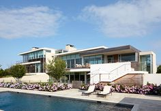 Great article in the East Hampton Star about our design for this residence in Sagaponack, NY.  Architecture: LHSA+DP; Interior Design: Robert Stilin; Photos by Joshua McHugh