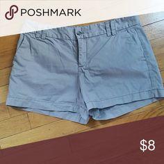 "Grey LOFT shorts Grey loft shorts, 4"" inseam. Shorts"