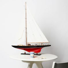 Handcrafted Model Boats!