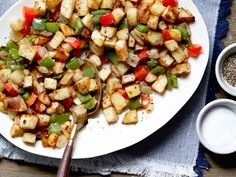 Ree's Best Breakfast Potatoes Ever: the name pretty much says it all.