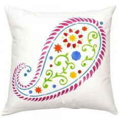 Vintage Paisley Paint-a-Pillow Kit. Buy it here for only $44.95 > http://paintapillow.com/index.php/vintage-paisley-paint-a-pillow-kit.html?utm_source=JCG&utm_medium=Pinterest&utm_campaign=Vintage%20Paisley%20Paint-a-Pillow%20Kit%20  #custom #pillow #kits