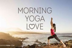 Try This 15-Minute Yoga Sequence For A Feel-Good Morning #yoga #morningYoga #startintotheday #Yogaammorgen #googmorningyoga