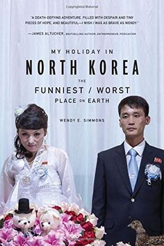 "Travel Book Review: My Holiday in North Korea: The Funniest/Worst Place on Earth reads like a failed gonzo experiment of the author's 10 day ""solo"" tour of North Korea undertaken in 2014. A relatively short read told with boorish humour and interspersed with a large number of photographs, Simmons' narcissistic book is at times interesting but provides little by way of new material on the hermit kingdom of North Korea."