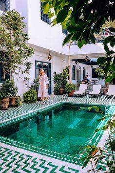 Rodamon Riad, Marrakesh - budget version of Riad BE or Riad Yasmine! - A First Timer's One Week Morocco Itinerary - Fez, Chefchaouen, Marrakesh