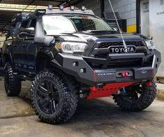 67 New Ideas For Jeep Truck Toyota Tacoma Suv Trucks, Toyota Trucks, Jeep Truck, Diesel Trucks, Pickup Trucks, Toyota Hilux, Toyota Tacoma 4x4, Tacoma Truck, Tacoma Wheels