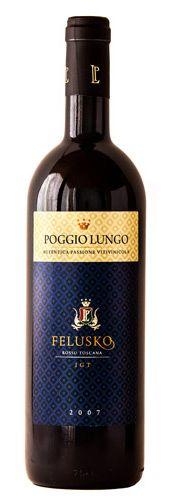 Felusko - Red wine from Cabernet Sauvignon, Petit Verdot, Merlot and Syrah grape varieties ripened in the sun of Tuscany's Maremma
