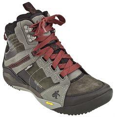 Cushe Traveller Tammerack WP - Waterproof Ankle Boot (Grey/Red)