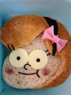 Sharing My Sandwich Creations For My Super Picky Eaters: Gravity Falls Character