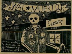 artistsvswalmart:    Art by Dylan Miner  #WalmartStrikers #Walmart    via Julia Wong.