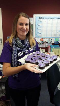 """Purple Day """"Epilepsy Day"""" :)."""