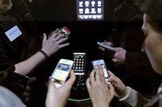 Unos 2.100 millones de personas tendrán internet móvil para final de año