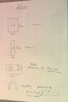 Sy en kasse - DIY Sweden Textiles, Popular Pins, Sweden, Diy And Crafts, Journal, Inspiration, Presenter, Tips, Shopping Bag
