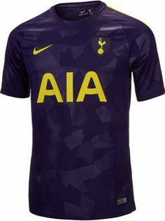 Buy the 2017 18 Kids Nike Tottenham 3rd Jersey from SoccerPro now. Nike Kids f82d840bc
