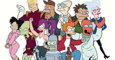 Image result for futurama characters