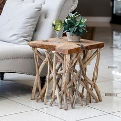 Driftwood Furniture, Driftwood Projects, Rustic Furniture, Furniture Decor, Living Room Furniture, Furniture Design, Antique Furniture, Modern Furniture, Outdoor Furniture