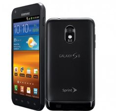 Sprint Epic 4G Touch SPH-D710
