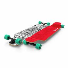 Shark Wheel Fathom By Shark Wheel Long Drop Daydreamer Longboard Skateboard Complete, Pink Skateboard Bearings, Skateboard Helmet, Skateboard Wheels, Electric Skateboard, Longboard Cruiser, Pintail Longboard, Complete Skateboards, Longboarding, Car Audio