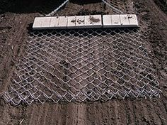 Image result for chain link pasture drag