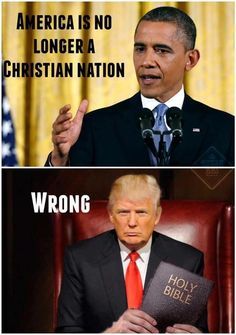 """Turn the lights on...we haven't been a """"Christian"""" nation for some time. """"God"""" comes in all languages, beliefs, faiths, & colors. If we were a truly """"Christian"""" nation there wouldn't be such selfishness running amuck in our country. It's sickening"""