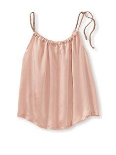 80% OFF Pale Cloud Girl\'s Frida Top (Soft Pink)