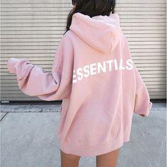 Over Size Pink Sweatshirts – aromiya Retro Sweatshirts, Printed Sweatshirts, Women Sleeve, Streetwear Fashion, Sleeve Styles, Hooded Jacket, Long Sleeve, Casual, Sleeves