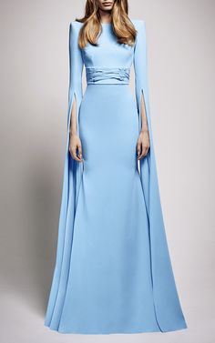Get inspired and discover Alex Perry trunkshow! Shop the latest Alex Perry collection at Moda Operandi. Evening Dresses, Prom Dresses, Formal Dresses, Bridesmaid Dress, Mode Pop, Long Sleeve Gown, Beautiful Gowns, Online Shopping Clothes, Look Fashion