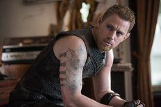 Photo de Channing Tatum dans le film Jupiter : Le destin de l'Univers