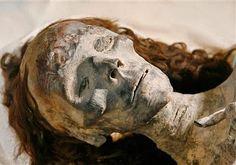 Reina Tiyi, madre de Akhenatón