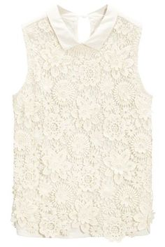 Buy Lace Collar Shell Top from the Next UK online shop