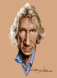Roger Waters at Stadio Olimpico in Rome