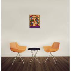 HARING - senza titolo 1985 43x54 cm #artprints #interior #design #art #prints #Haring #ModernArt  Scopri Descrizione e Prezzo http://www.artopweb.com/EC21568