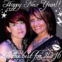 A new year is all about starting afresh and realising your dreams. So lets raise a toast to a Happy New Year and even happier beginnings and welcome 2016.  A good beginning makes a good end Cheers to a new year and another chance for us to get it right. Happy new year everyone much love Kerri and Claire  #happynewyear #beardlife #beardgrooming  #Schorem #BritishBarbers #BritishMasterBarber  #Southampton #SouthamptonBarber #SouthamptonBarbers #BarbersSouthampton #BarberSouthampton #saintsfc…