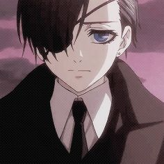 most people just love sebastian… but jesus ciel is beautiful ;-;