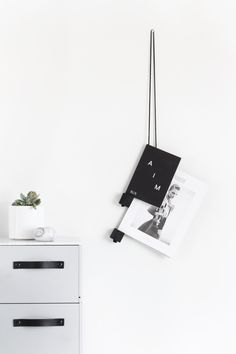 T.D.C | Rope Magazine Holder by fave blogger MyDubio
