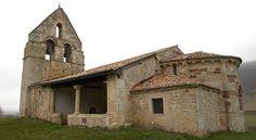 Iglesia románica de Nuestra Señora, en Valdegama (Palencia). | Fotos: Archivo de Románico Norte