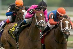 Gary Barber's 2014 Canadian Horse of the Year Lexie Lou returned to the winner's circle for the first time since that breakout year May 29, 2016 in the $200,000 Nassau Stakes (Can-IIT) at Woodbine.