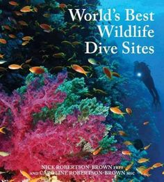 Watching wildlife under the surface of the sea whether snorkelling or scuba diving is increasingly popular. This book covers 50 of the very best underwater wildlife experiences from around the world,