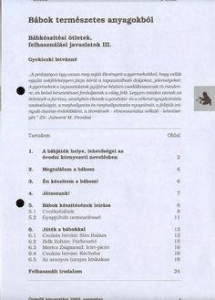 C1-12 - Bábok természetes anyagokból - Angela Lakatos - Picasa Webalbumok Album, Picasa, Card Book