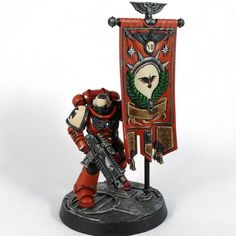 Primaris Ancient Blood Ravens